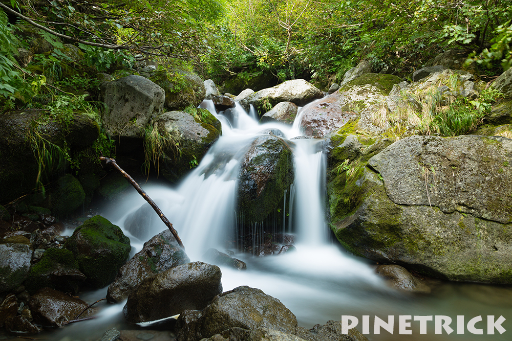 島牧村 滝