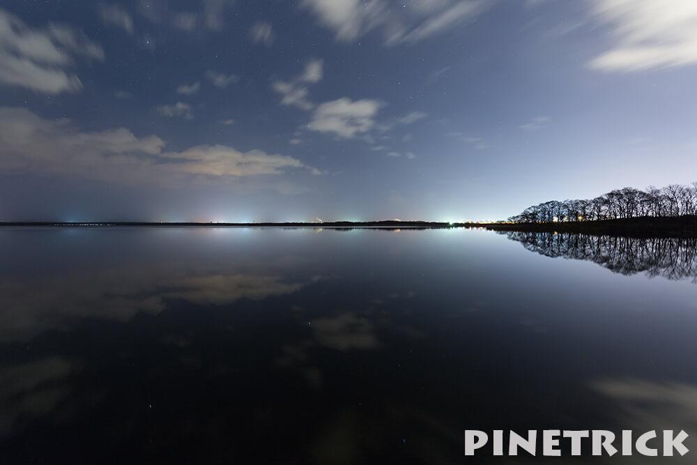 ウトナイ湖 苫小牧市