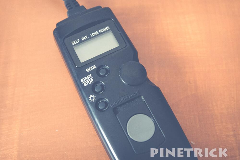Canon TC-80N3 タイマー付きレリーズ