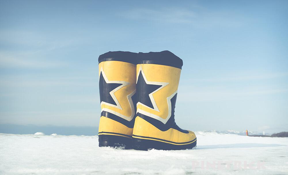 STAR MARINE スターマリン 防寒長靴 ウレタン