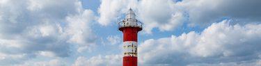 札幌市 石狩灯台 観光名所