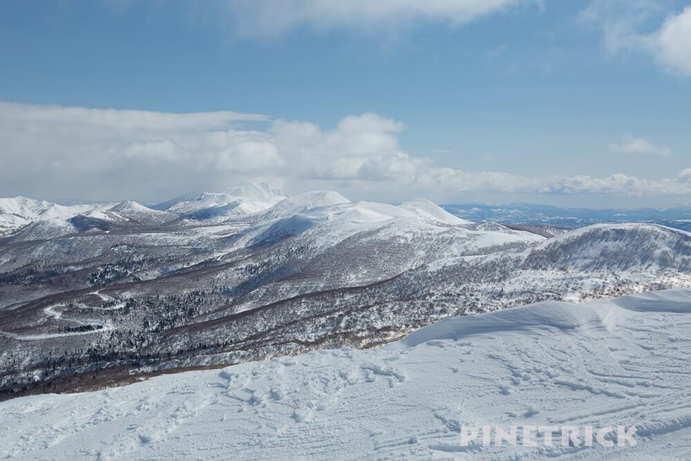 岩内岳 山スキー ニセコ アンヌプリ