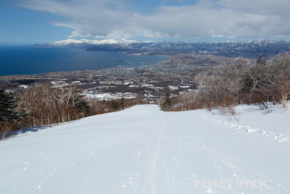 ニセコいわない国際スキー場 岩内岳 山スキー 岩内町