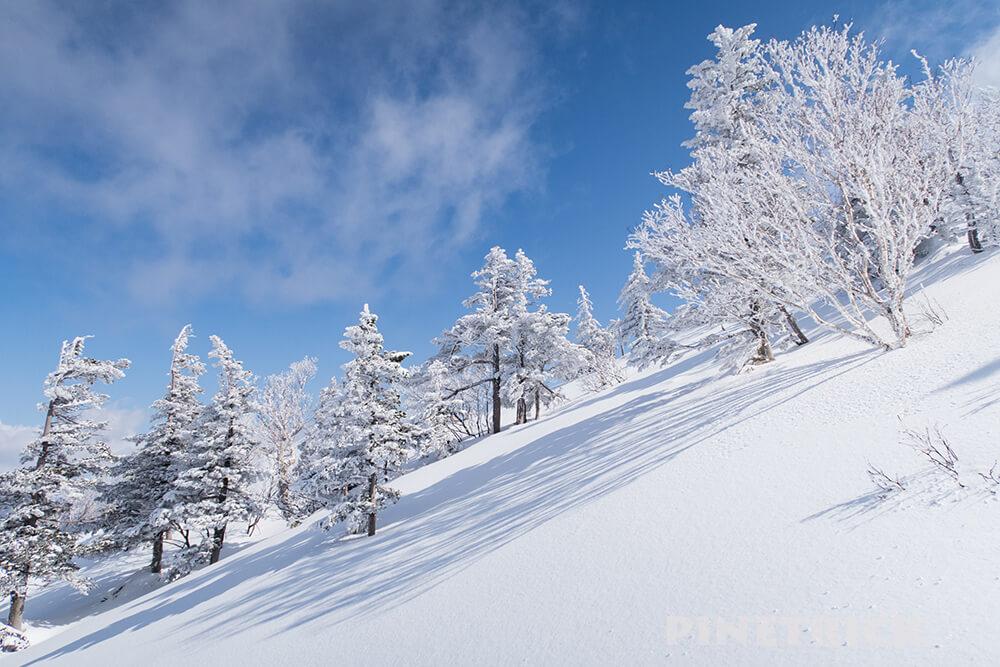 ニセコいわないスキー場 岩内岳 山スキー