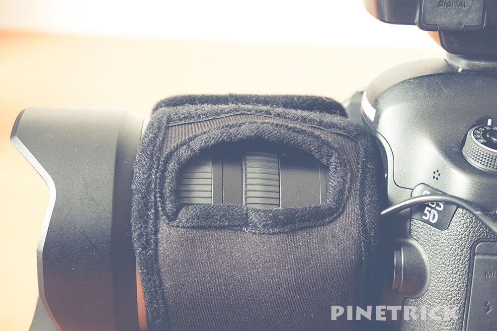 PROTAGE レンズヒーター タムロン sp15-30mm