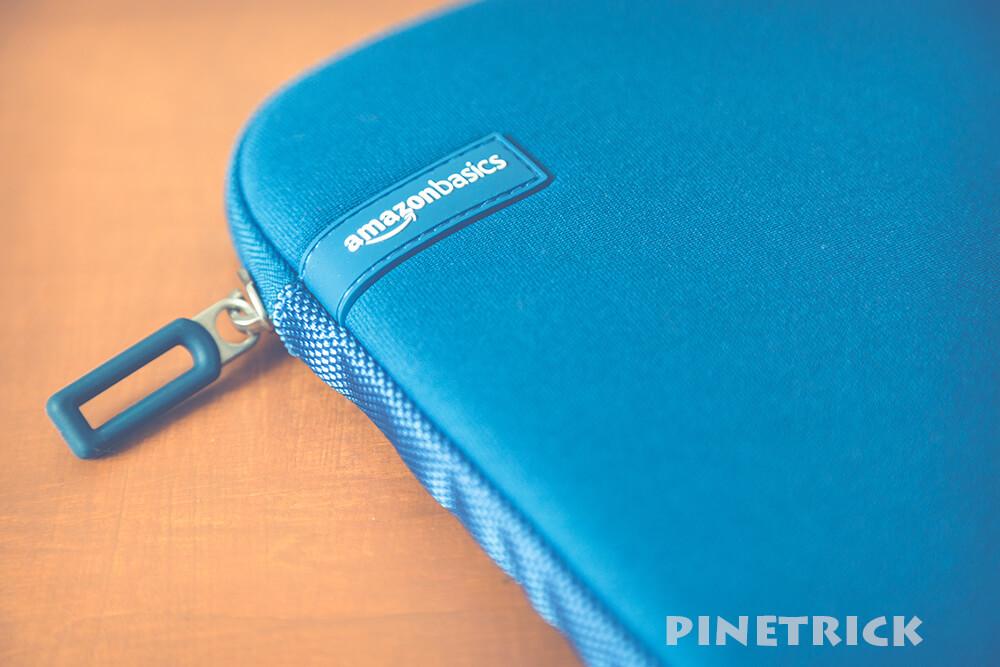 Amazonベーシック ノートパソコン ケース スリーブ 11.6インチ ブルー NC1506163F  アマゾンベーシック