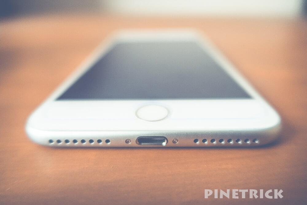 iPhone7 Plus apple ヘッドセットコネクタ