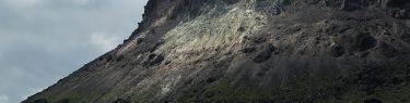 樽前山 溶岩ドーム