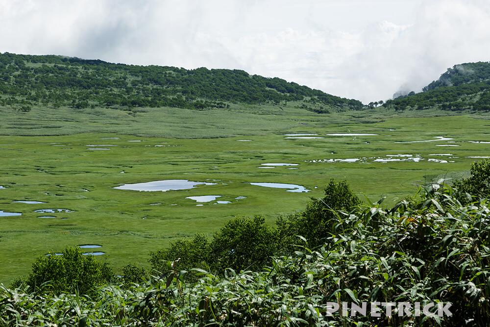 雨竜沼湿原 展望台