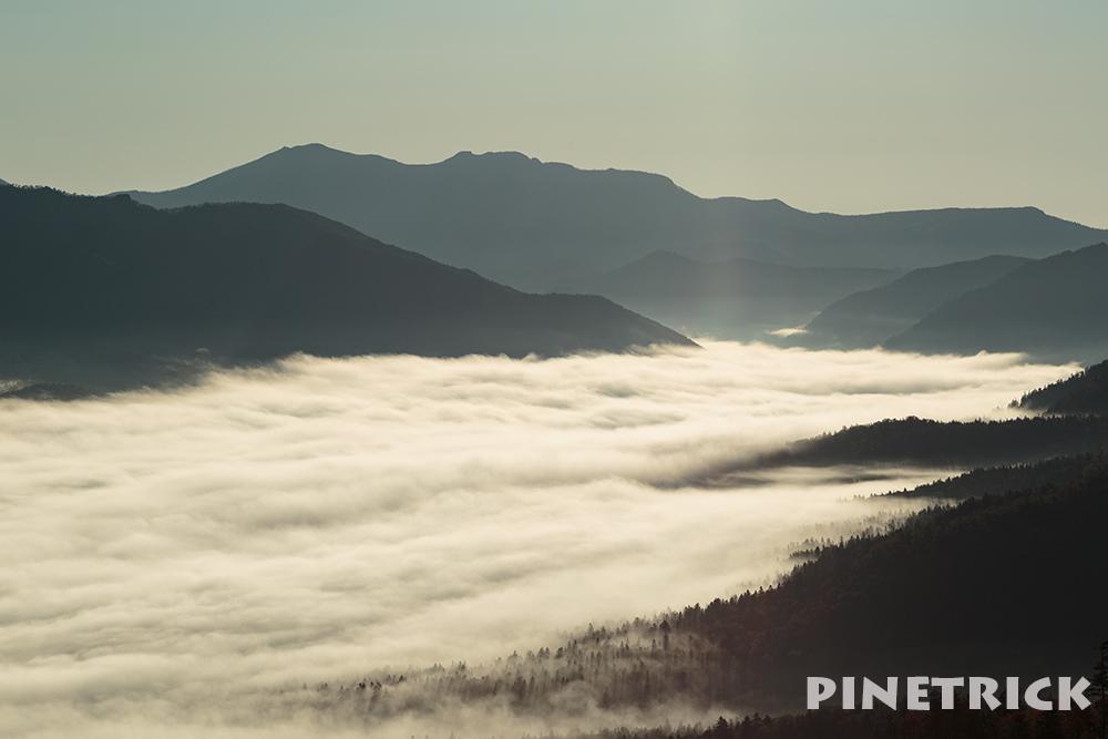黒岳ロープウェイ 雲海 展望台
