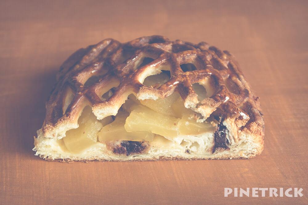 heart bread antique 魔法のリンゴデニッシュ