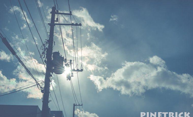 NTT 電柱 移設費用 ほくでん 北電