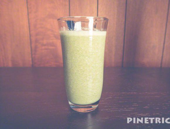 ミキサー 野菜ジュース 朝食 快腸生活