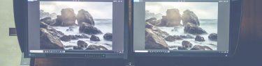 4Kモニター ディスプレイ RAW現像