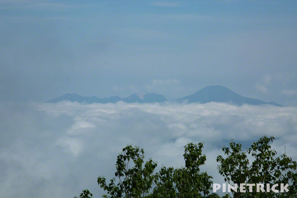 昆布岳 ニセコ連邦 登山 ニセコアンヌプリ