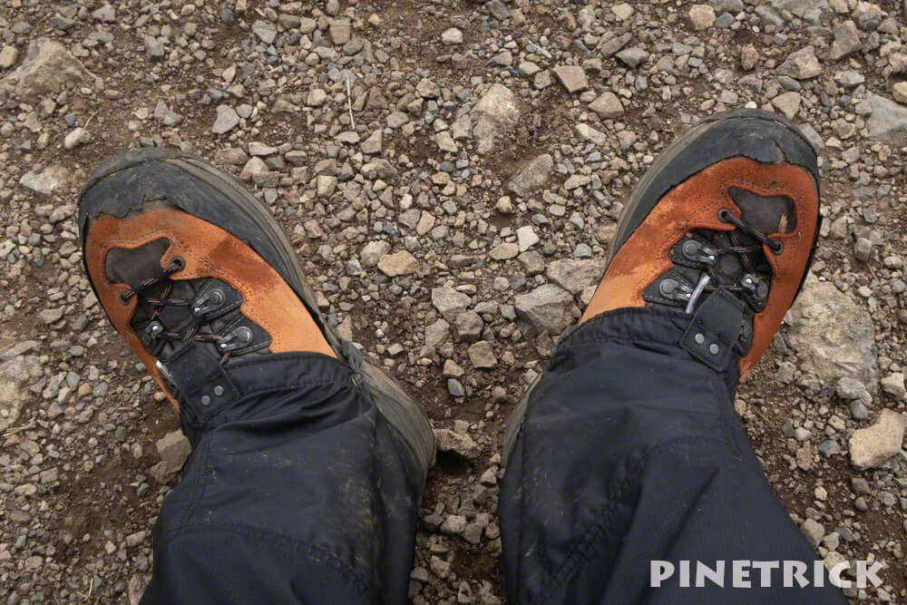 lowa ticam  登山靴
