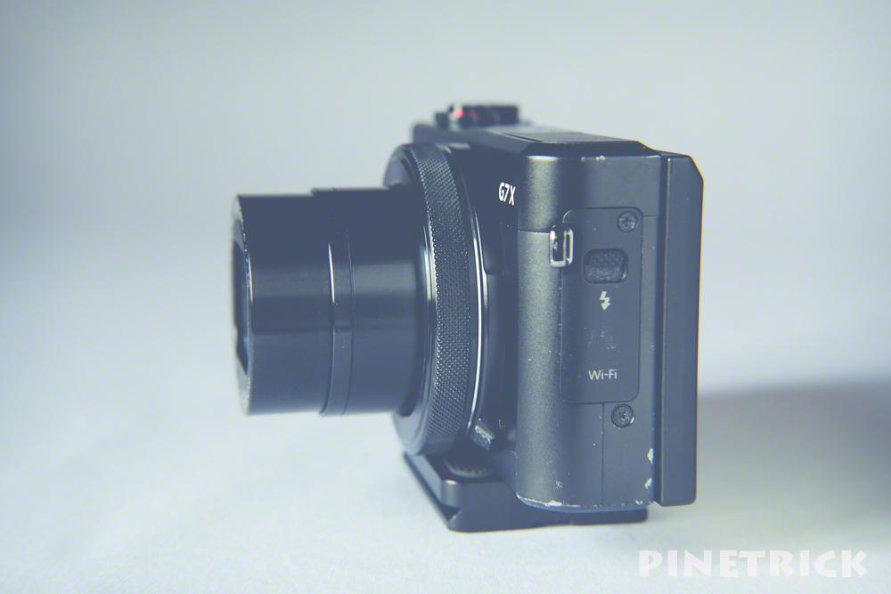 g7xmk2 canon コンデジ キヤノン PowerShot G1X Mark3用オートレンズキャップ ALC-G1XM3  jjc