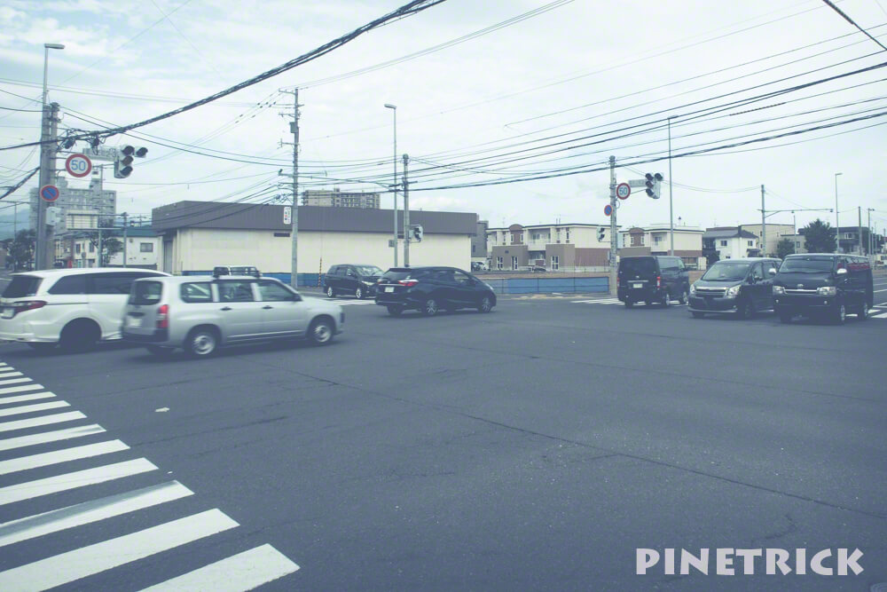 北海道胆振東部地震 交差点 停電 札幌 自動車
