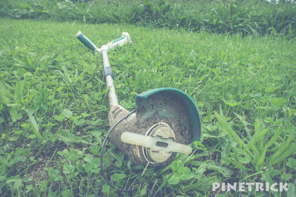 プラスチック製 草刈り機 充電式