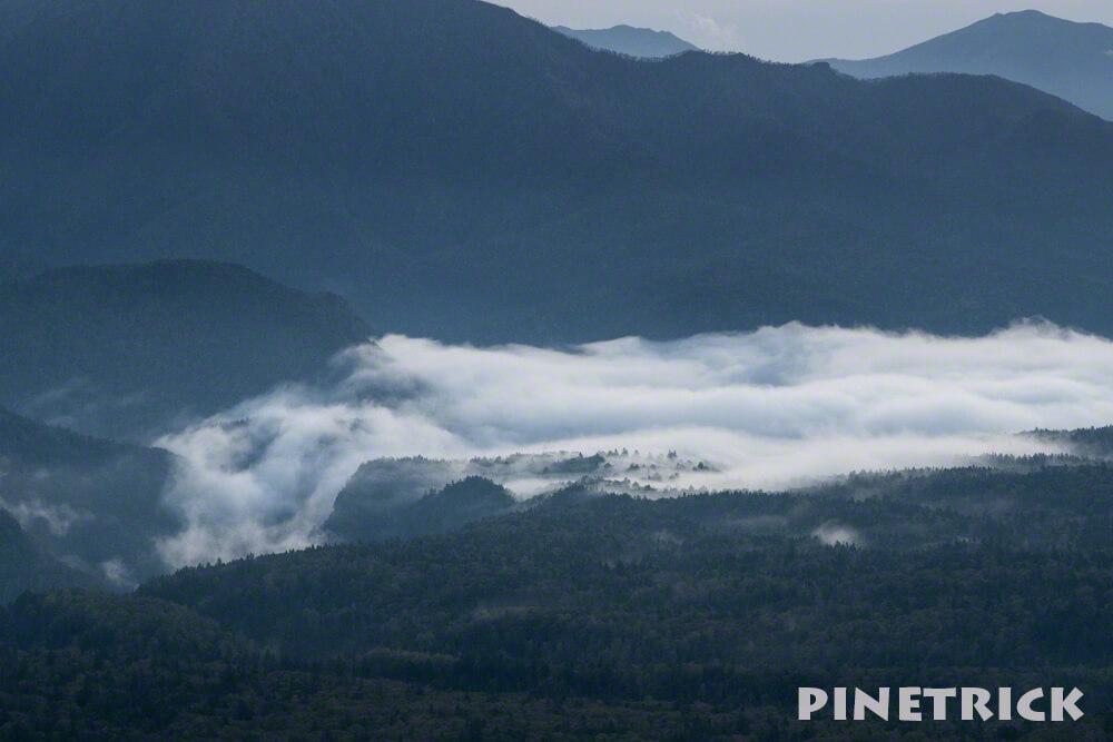 雲海 りんゆう観光 黒岳ロープウェイ 層雲峡