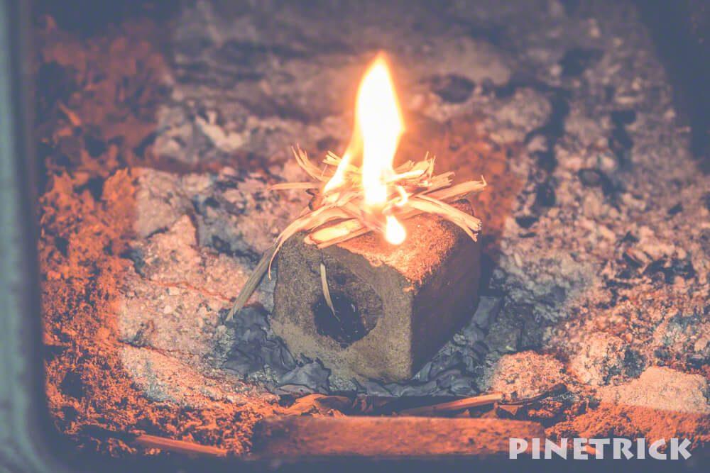 おがくず オガライト オガ炭 バーべーキュー 薪ストーブ キャンプ アウトドア 焚火