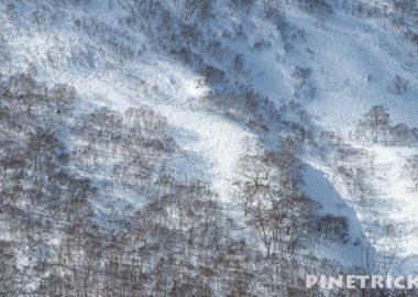 ニセコアンヌプリ スキー スノーボード バックカントリー