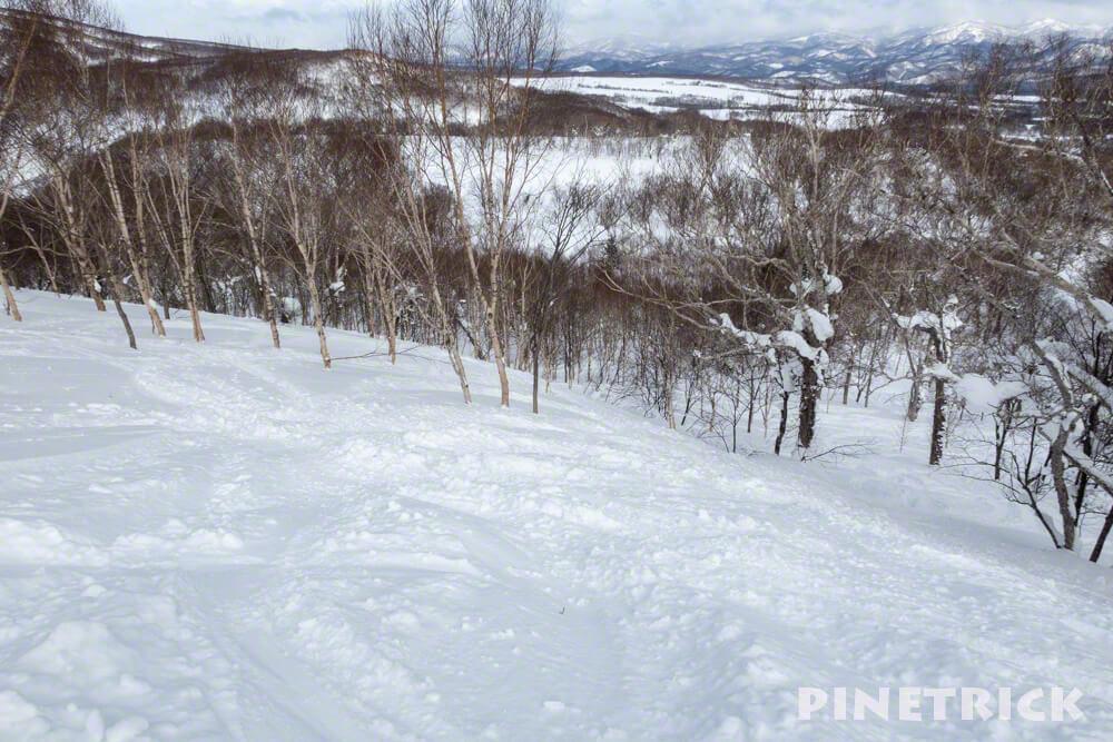 鏡沼 夏道 スキー スノーボード トレッキング