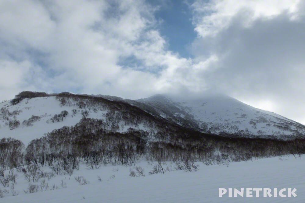 ニセコアンヌプリ 冬 バックカントリー スノーボード BC パウダー