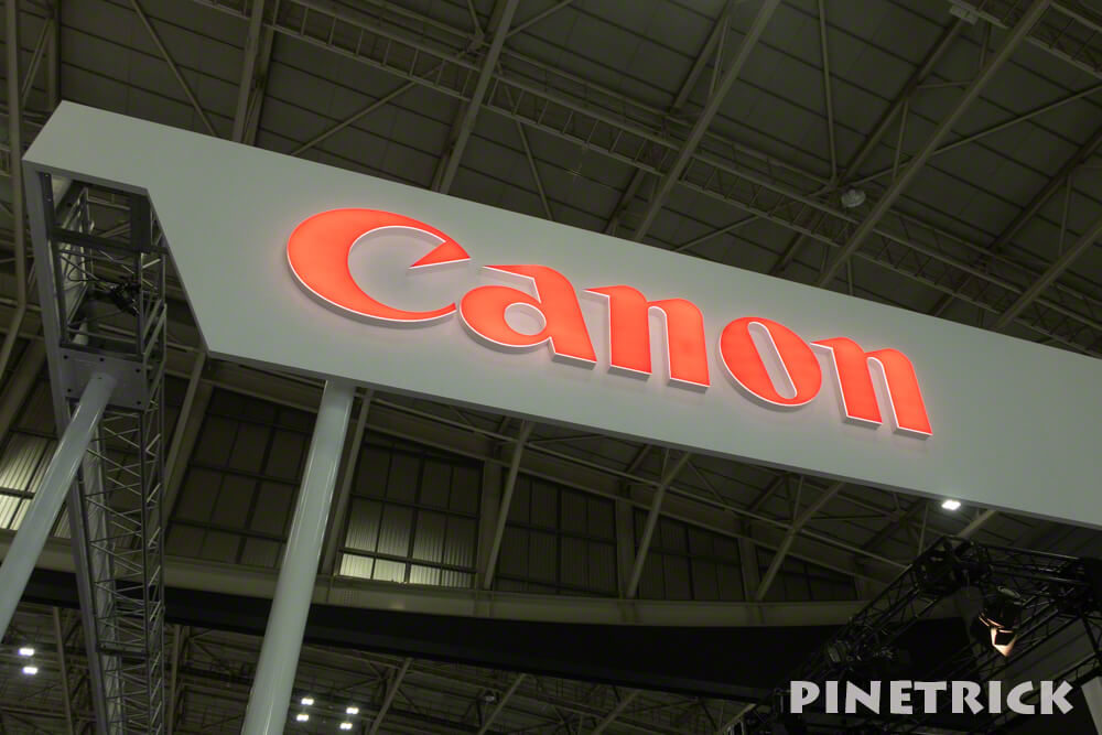 canon  ブース cp+2019  パシフィコ横浜