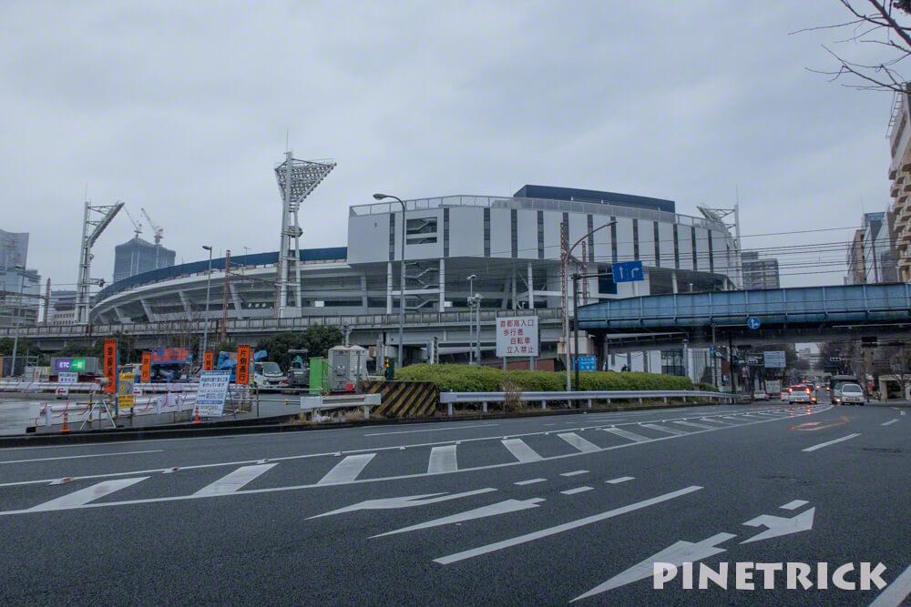 横浜スタジアム CP+2019