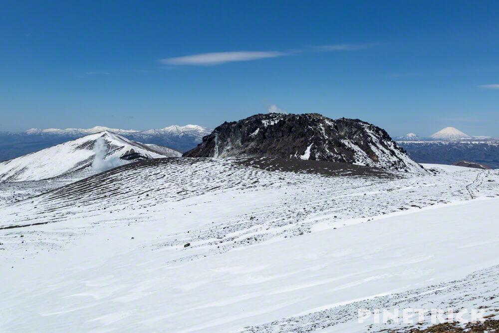 樽前山 溶岩ドーム 西山 羊蹄山 ニセコ連邦 白老山 徳舜瞥山