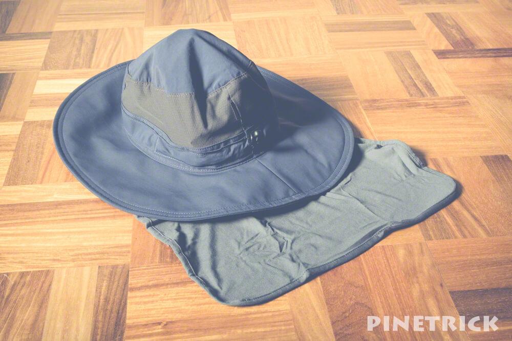 コロンビア クールヘッドゼロブーニー オムニウィック サンシェード ムニフリーズゼロ 帽子 登山用