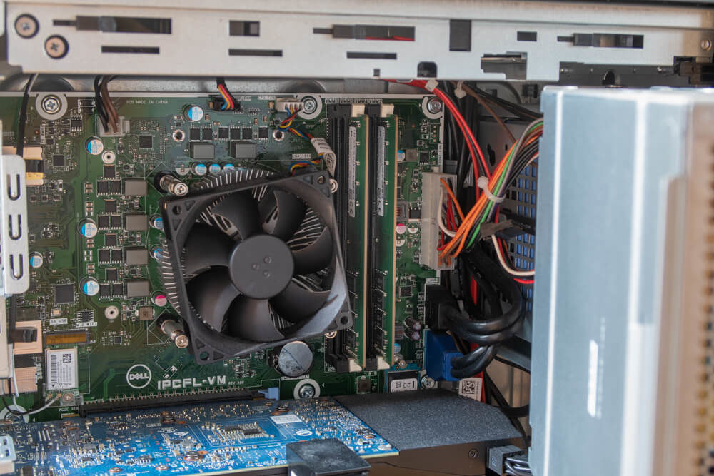 XPS 8930 DELL  デル メモリ増設