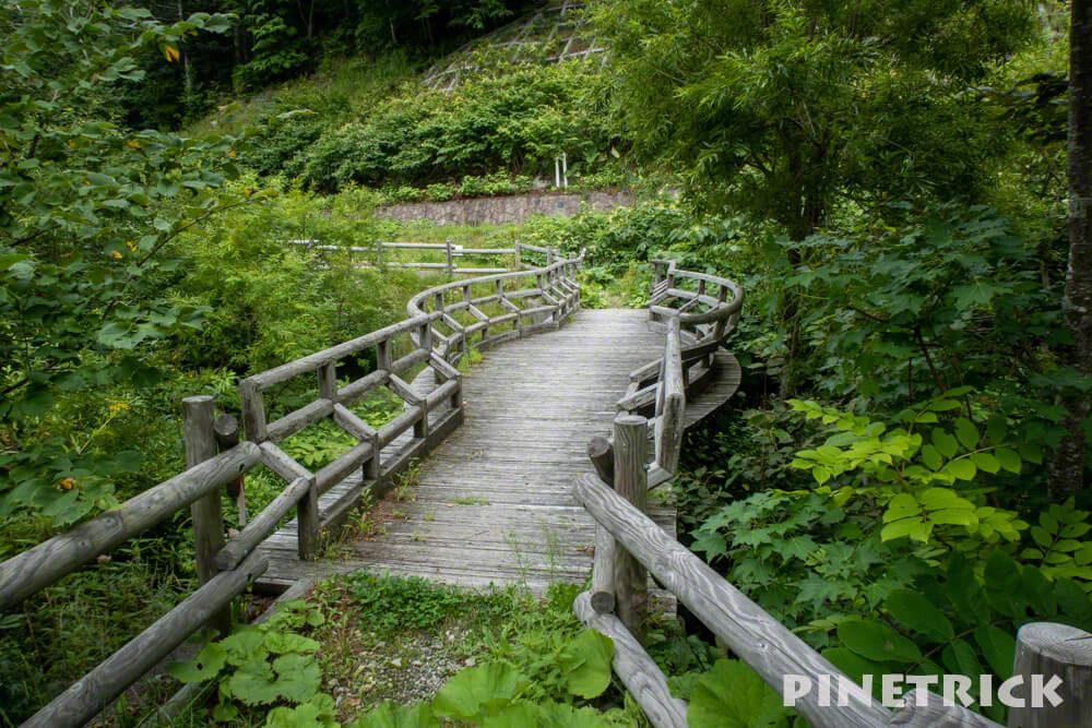 道民の森 神居尻地区 登山口