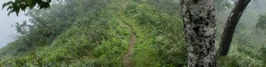 神居尻山 Aコース 登山 道民の森 北海道