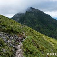 ニペソツ山 幌加温泉コース 登山 2019年