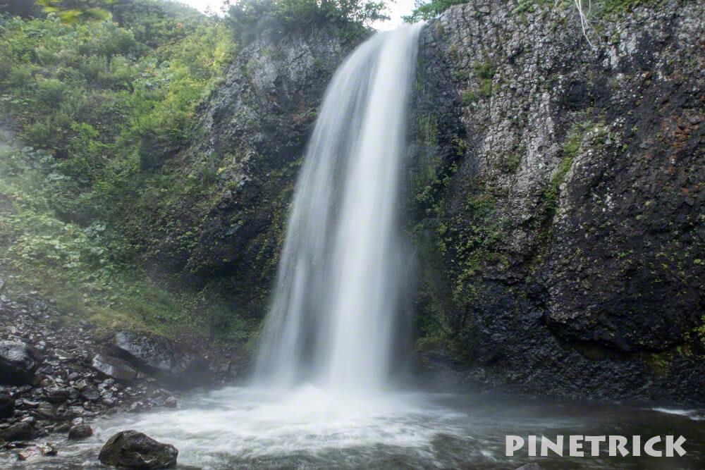 雨竜沼湿原 白竜の滝 登山 ハイキング