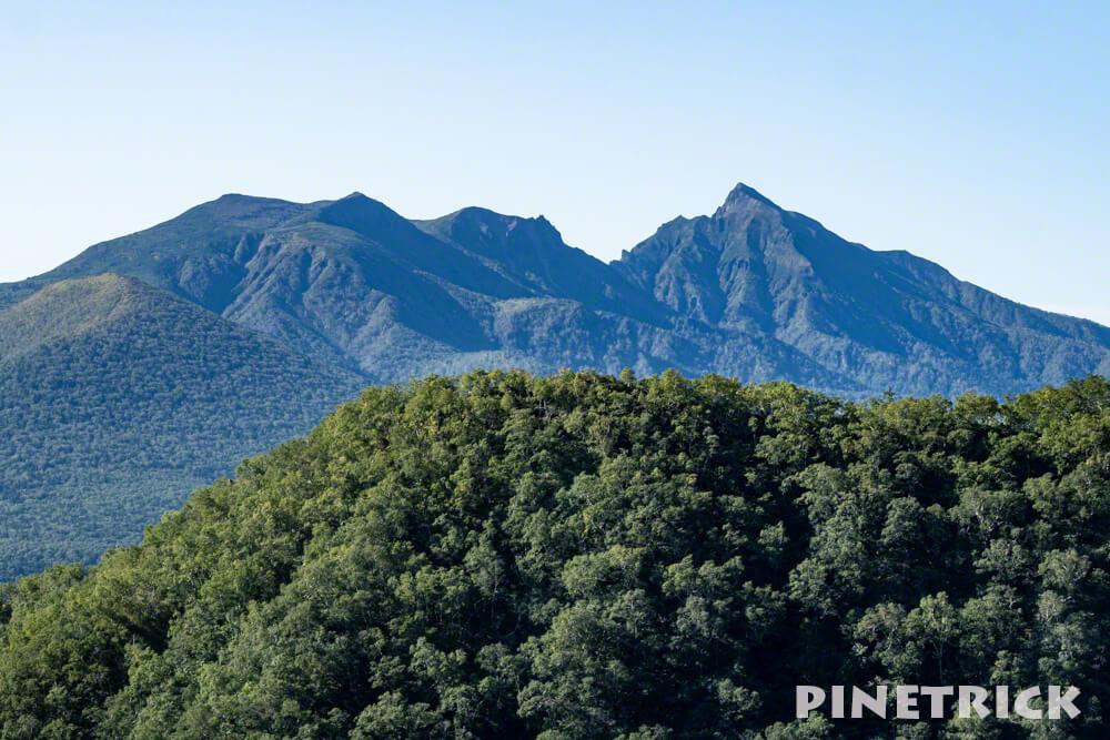石狩岳 シュナイダーコース ニペソツ山 登山 北海道