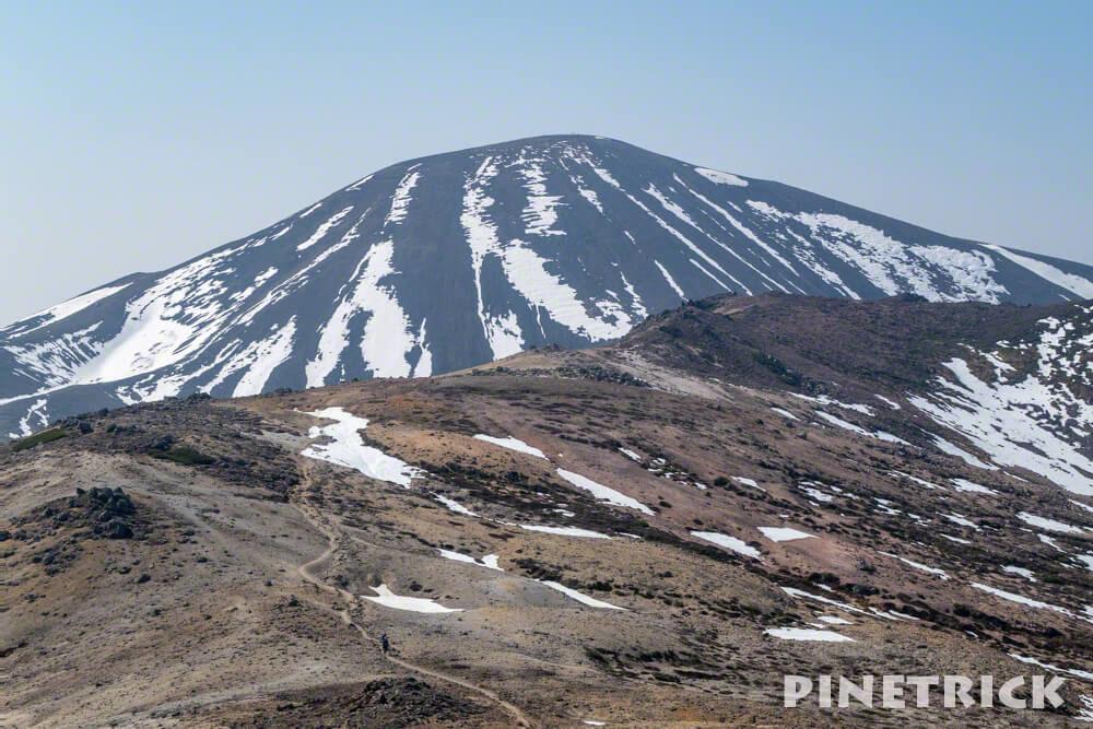 大雪山 旭岳 ロープウェイ 紅葉 北海道 登山  観光名所 絶景 裏旭岳