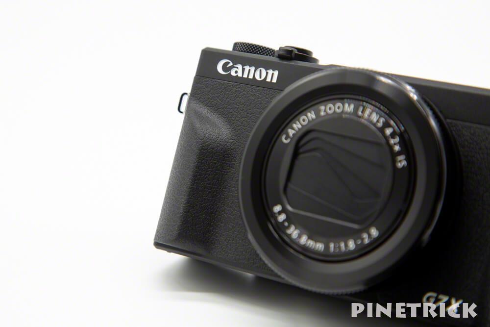 canon g7x mk3  コンデジ キャノン 登山 グリップ