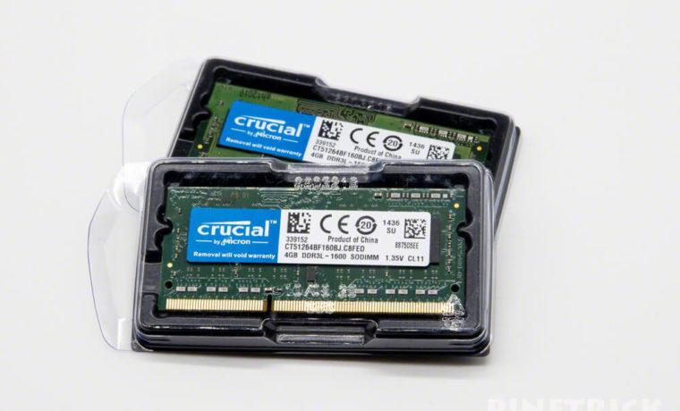dell studio1747 ノートパソコン CT2KIT51264BF160B Crucial メモリ増設