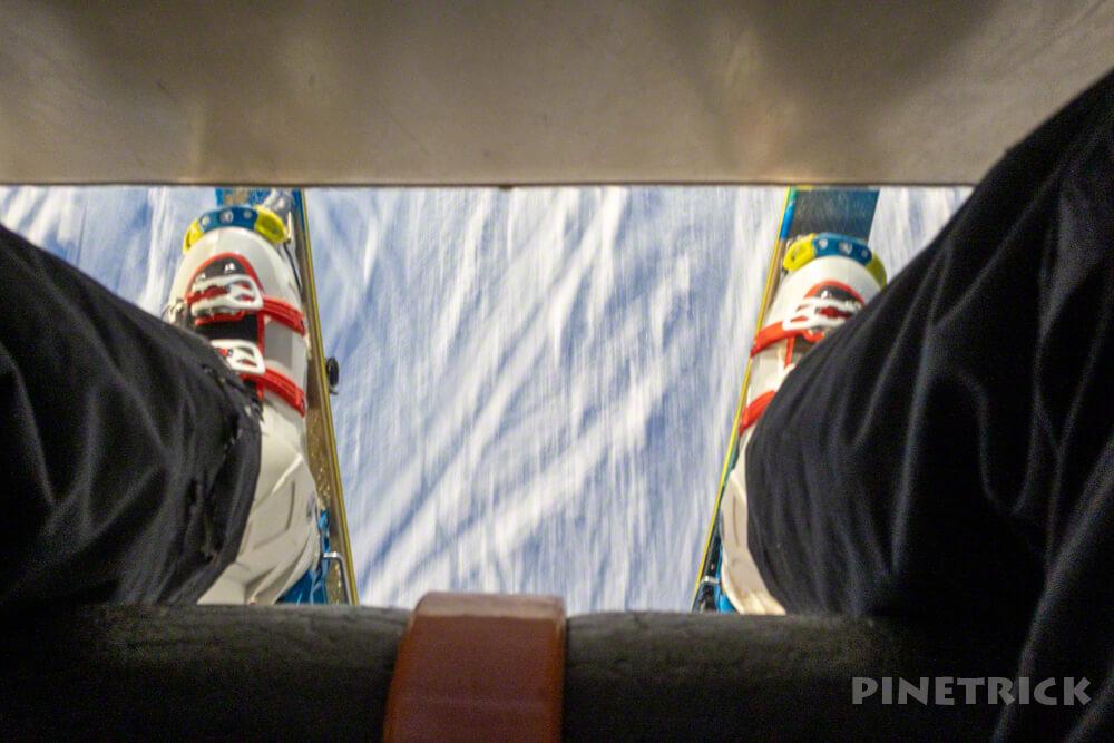 キロロ リフト スキー スノーボード 赤井川村 北海道 ナイター