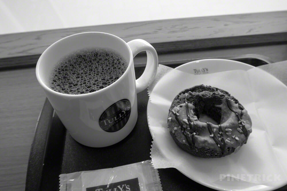 タリーズ オールドファッション ヘーゼル&アーモンド コーヒー 本日のコーヒー 札幌ファクトリー g7xmk3