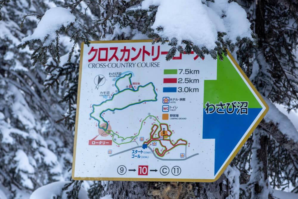 旭岳温泉自然探勝路 クロカンスキー・スノーシューコース 穴場 おすすめ 大雪山 アクティビティ
