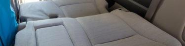 車中泊 自作 快適 フラット化 ステップワゴン コンパネ スチールラック