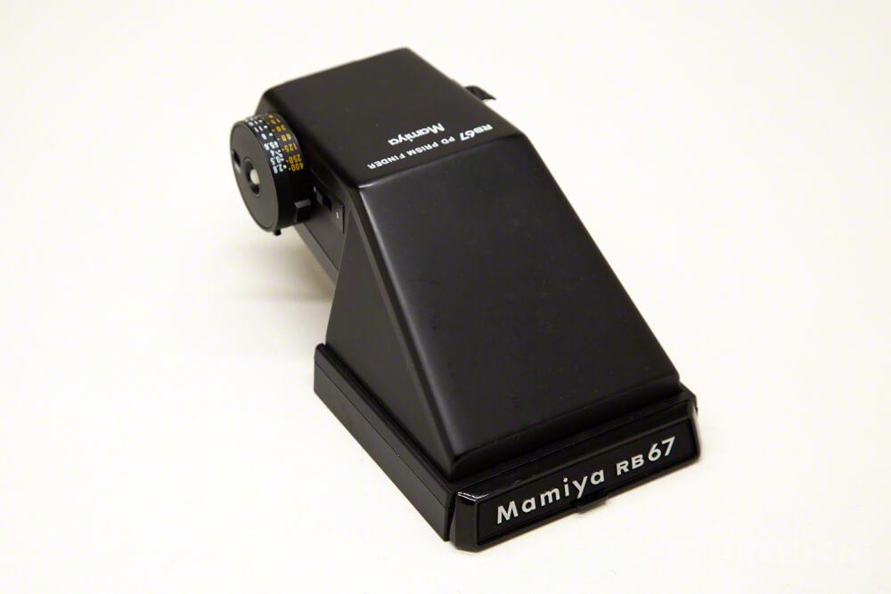 MAMIYA RB67 中判カメラ ProS ProSD PD PRISM Finder  露出計 自動