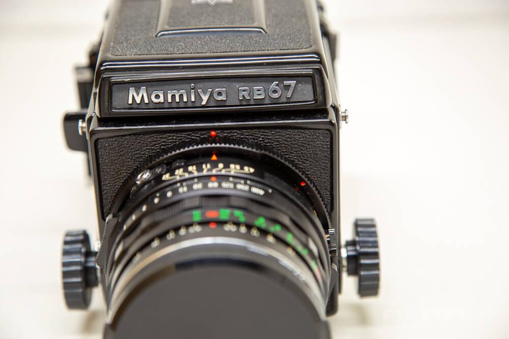 MAMIYA RB67 中判カメラ ProS ProSDMAMIYA-SEKOR C 50mm F4.5 交換レンズ 単焦点 広角