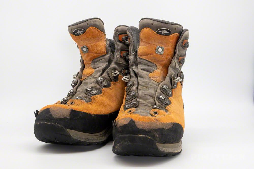 LOWA TICAM ローワ ティカム 登山靴 ソール交換 ラバー