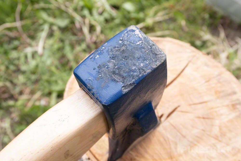 薪割り 斧 ヘルコ DT-6