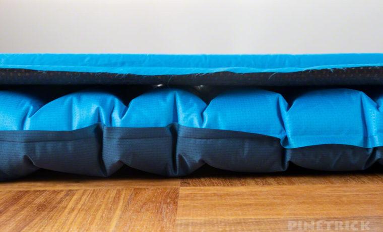 テント泊 寝袋 エアマット イスカ モンベル 比較 軽量 快眠 長さ 厚さ